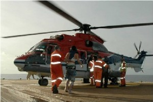 Ashmore Reef 2009 - Evacuation of Burn Patients by Australian Navy